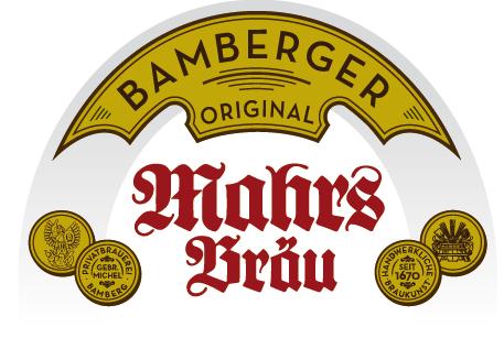 Mahrs Bräu - Logo